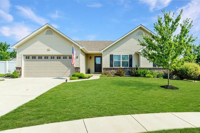 137 Liberty Grove Drive, Wentzville, MO 63385 (#20048220) :: The Becky O'Neill Power Home Selling Team
