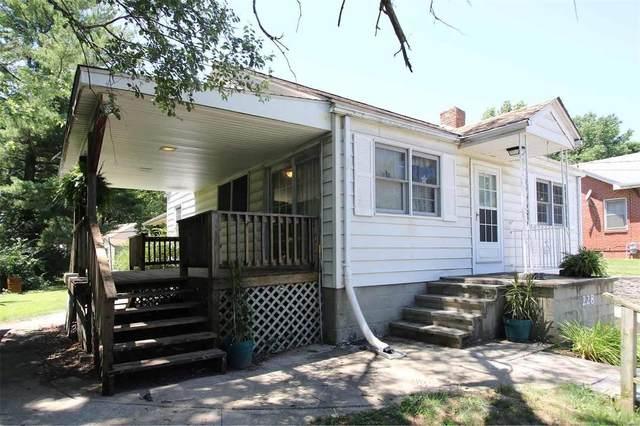 228 Arbor, Alton, IL 62002 (#20048293) :: Clarity Street Realty