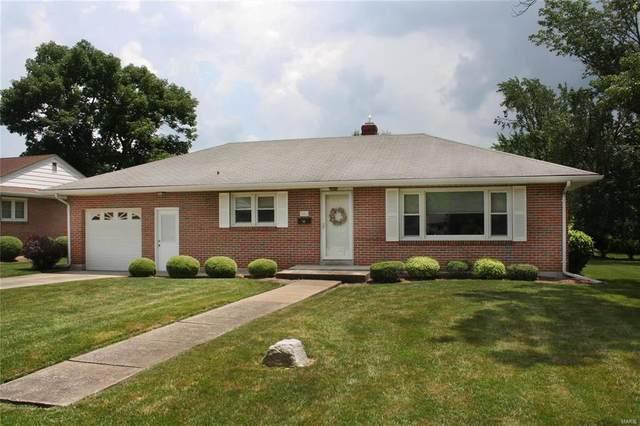 606 2nd Street, Warrenton, MO 63383 (#20048296) :: Walker Real Estate Team