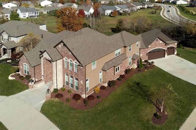 200 Rue De Vin, Lake St Louis, MO 63367 (#20048336) :: Parson Realty Group