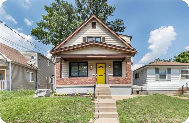 4055 Schiller, St Louis, MO 63116 (#20048500) :: Matt Smith Real Estate Group