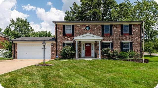 4705 Stanhope, St Louis, MO 63128 (#20048516) :: RE/MAX Professional Realty