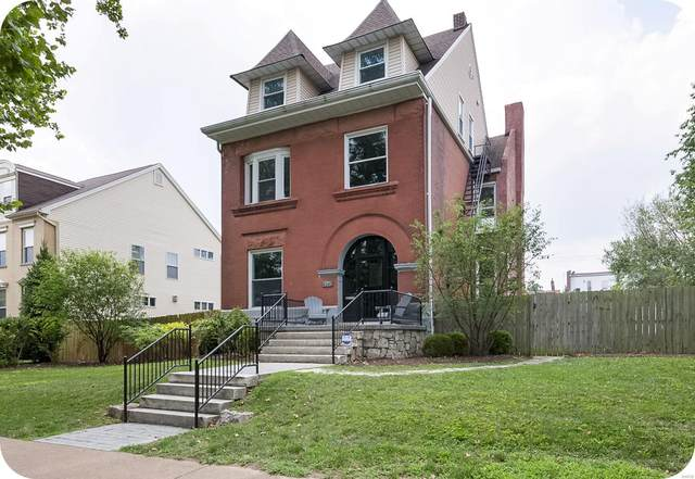 4238 Westminster, St Louis, MO 63108 (#20048535) :: Clarity Street Realty