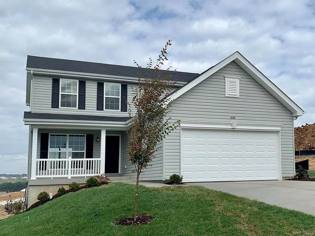 2149 Windswept Farms Drive, Eureka, MO 63025 (#20048655) :: PalmerHouse Properties LLC