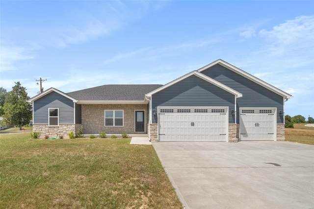 100 Winter Wheat Trail, Pacific, MO 63069 (#20049184) :: Walker Real Estate Team