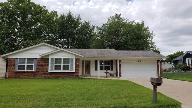 1407 Sandra Elaine, Saint Peters, MO 63376 (#20049672) :: The Becky O'Neill Power Home Selling Team