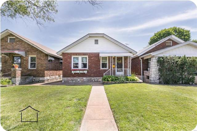 5330 Chippewa, St Louis, MO 63109 (#20049759) :: Parson Realty Group