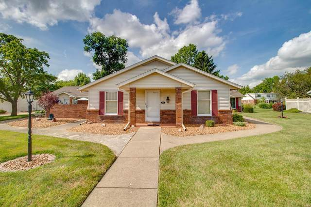 1342 Normandy Drive B, Godfrey, IL 62035 (#20049893) :: Tarrant & Harman Real Estate and Auction Co.