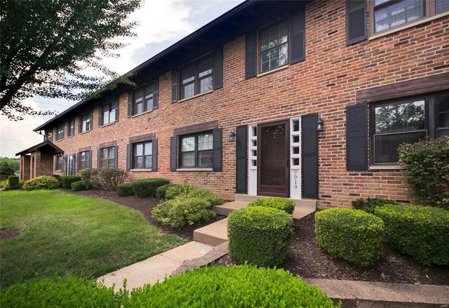 7919 Royal Arms Court #1, St Louis, MO 63123 (#20050354) :: The Becky O'Neill Power Home Selling Team