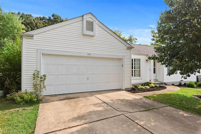 243 Coachman Way, O'Fallon, MO 63368 (#20050461) :: Kelly Hager Group | TdD Premier Real Estate