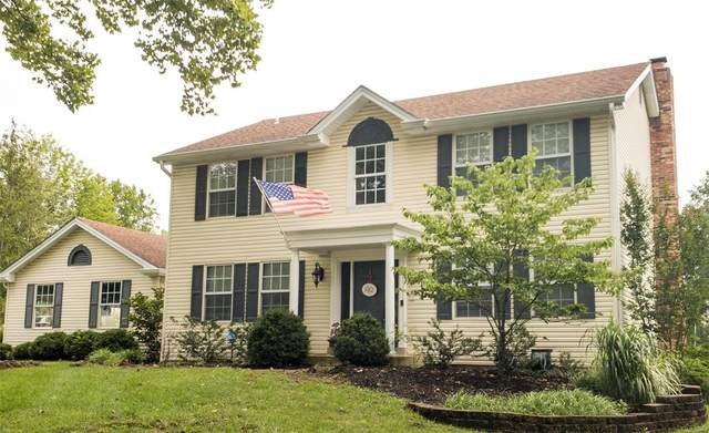 1488 Asterwood, Chesterfield, MO 63017 (#20050575) :: Parson Realty Group