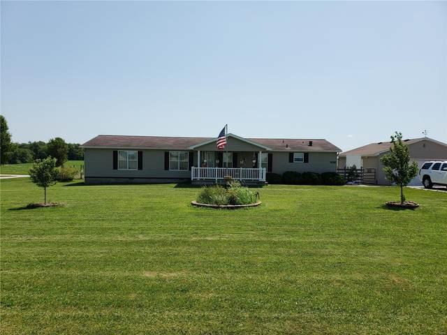 1026 Washington County Line Rd., Marissa, IL 62257 (#20050786) :: Parson Realty Group