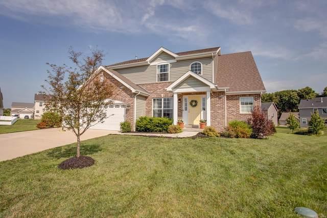 1001 Sunny Ridge Court, O'Fallon, IL 62269 (#20051455) :: The Becky O'Neill Power Home Selling Team