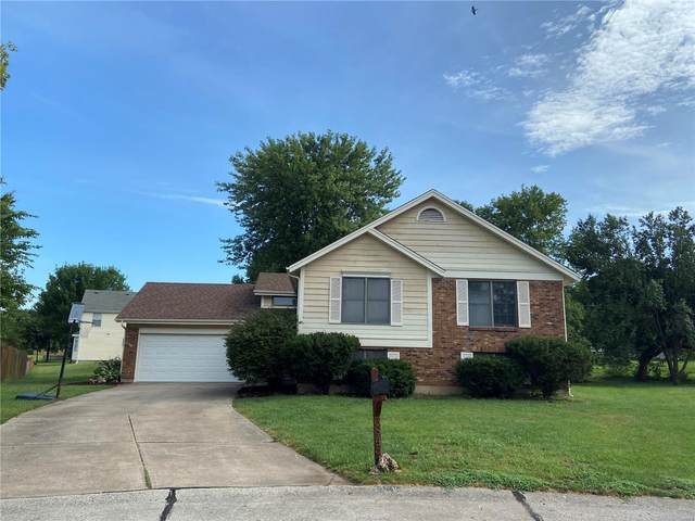 3845 Melstone Court, Florissant, MO 63034 (#20051463) :: The Becky O'Neill Power Home Selling Team