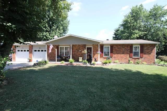 23564 Mallard Lane, Jerseyville, IL 62052 (#20051544) :: Tarrant & Harman Real Estate and Auction Co.