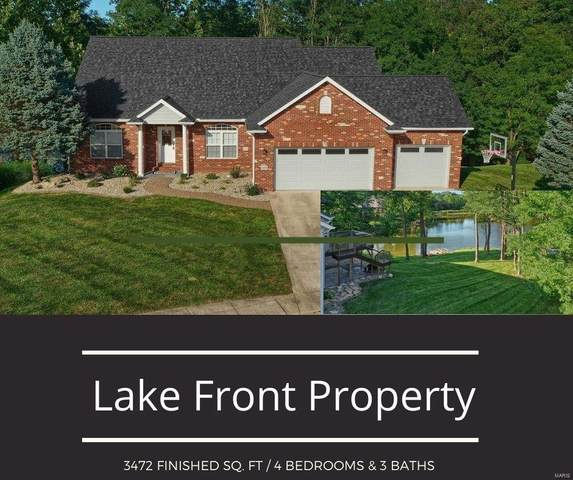 988 Prestonwood Drive, Edwardsville, IL 62025 (#20051700) :: The Becky O'Neill Power Home Selling Team