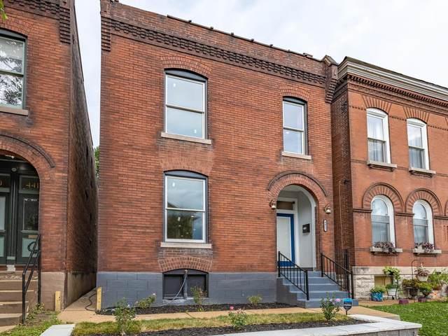 4412 Chouteau Avenue, St Louis, MO 63110 (#20051823) :: Parson Realty Group