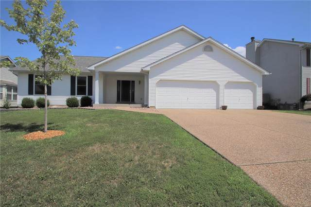 154 Dusty Rose, O'Fallon, MO 63368 (#20052367) :: The Becky O'Neill Power Home Selling Team
