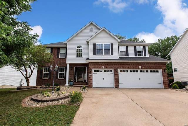3470 Manassas Drive, Edwardsville, IL 62025 (#20052386) :: Parson Realty Group