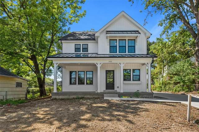 320 Westside Avenue, Webster Groves, MO 63119 (#20052420) :: The Becky O'Neill Power Home Selling Team
