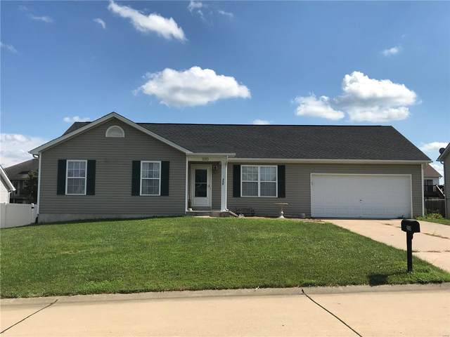 250 Meadow Crest, Troy, MO 63379 (#20052728) :: The Becky O'Neill Power Home Selling Team