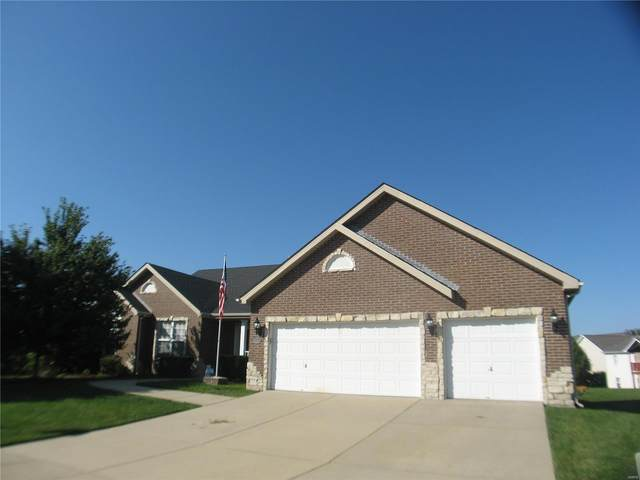 2242 Chatham Court, Maryville, IL 62062 (#20052743) :: Clarity Street Realty