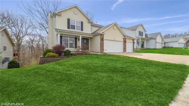 6014 Timber Hollow Lane, High Ridge, MO 63049 (#20053002) :: Jeremy Schneider Real Estate