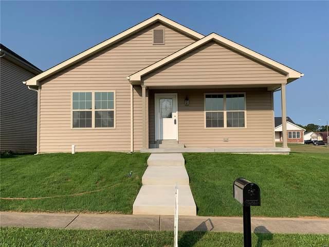 109 S Cedar Bluff Drive, Valmeyer, IL 62295 (#20053668) :: Peter Lu Team
