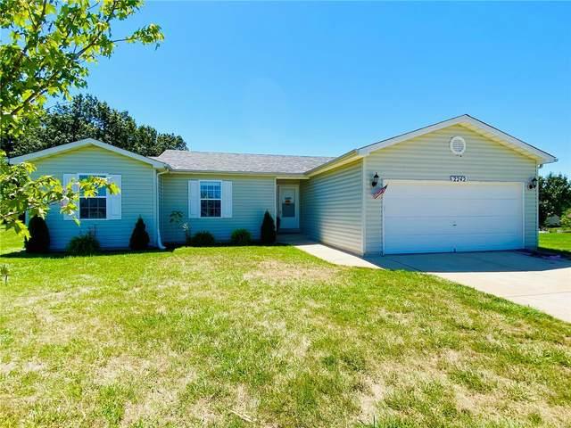 2242 Balboa Circle, Warrenton, MO 63383 (#20053822) :: The Becky O'Neill Power Home Selling Team