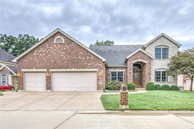 5 Bogey Club Lane, Saint Charles, MO 63303 (#20053864) :: The Becky O'Neill Power Home Selling Team