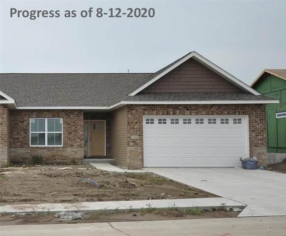 7109 Remington Villa Drive, Maryville, IL 62062 (#20053923) :: Hartmann Realtors Inc.