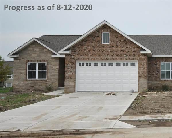 7107 Remington Villa Drive, Maryville, IL 62062 (#20053926) :: Hartmann Realtors Inc.