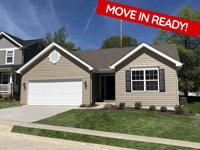 863 Bluff Brook Drive, O'Fallon, MO 63366 (#20054020) :: Clarity Street Realty
