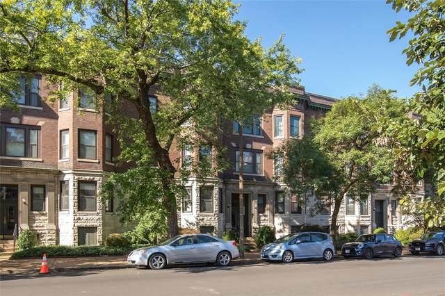 4508 Mcpherson Avenue 3 West, St Louis, MO 63108 (#20054134) :: Parson Realty Group