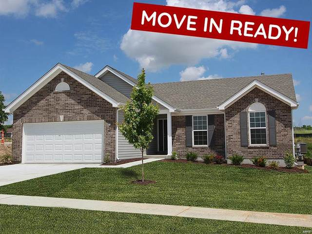 1643 Ridgeway Trail, Fenton, MO 63026 (#20054187) :: Parson Realty Group