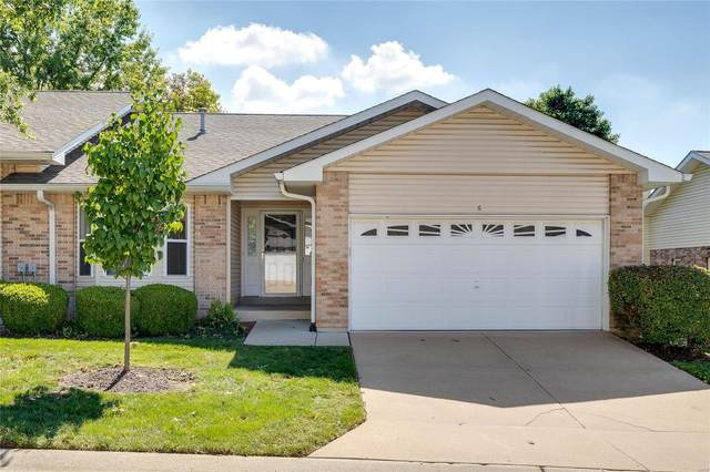 6 Faulkner Drive 28C, Saint Charles, MO 63303 (#20054190) :: The Becky O'Neill Power Home Selling Team