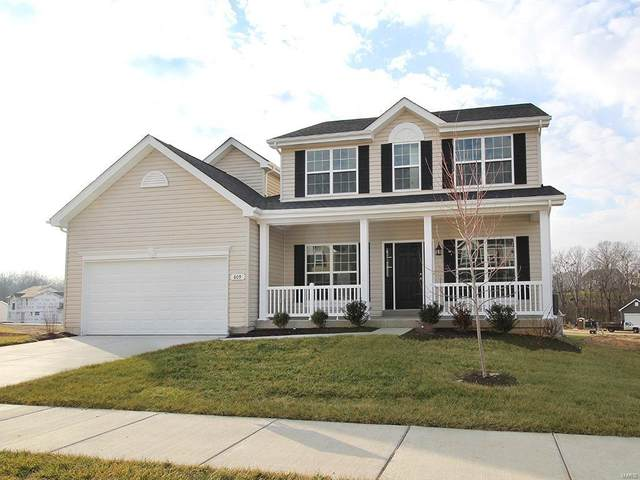 1612 Ridgeway Trail, Fenton, MO 63026 (#20054269) :: Parson Realty Group