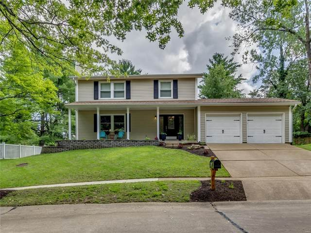 2504 Winter Leaf Court, Wildwood, MO 63011 (#20054402) :: St. Louis Finest Homes Realty Group