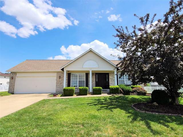 1108 Warm Winds, O'Fallon, MO 63366 (#20054529) :: The Becky O'Neill Power Home Selling Team