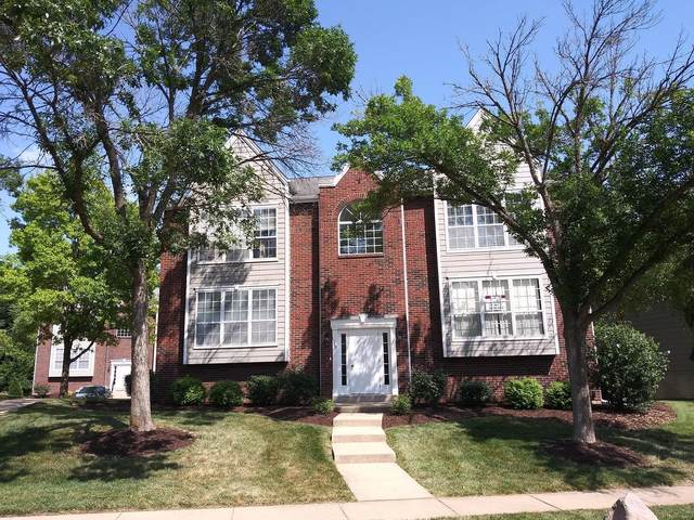 1319 Holgate Drive B, Ballwin, MO 63021 (#20054562) :: The Becky O'Neill Power Home Selling Team