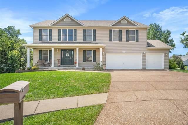 7 Trevor Court, Wentzville, MO 63385 (#20054764) :: Matt Smith Real Estate Group