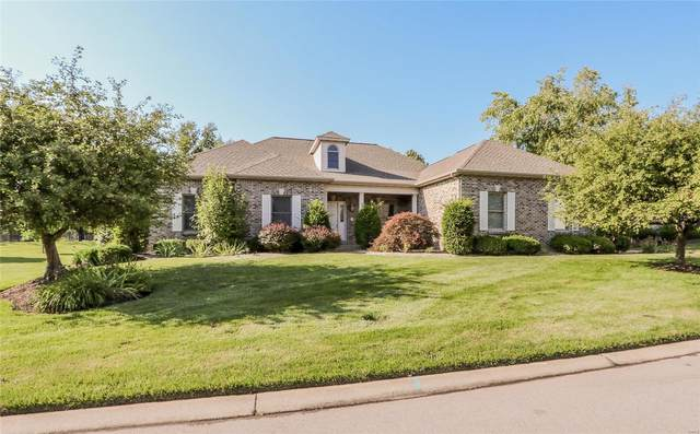 211 Summit Ridge Place, Weldon Spring, MO 63304 (#20054769) :: The Becky O'Neill Power Home Selling Team
