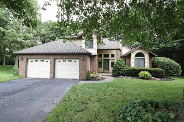 4 Wrenwood Court, Collinsville, IL 62234 (#20054961) :: The Becky O'Neill Power Home Selling Team
