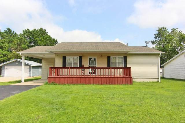 607 W Second Street, Advance, MO 63730 (#20055273) :: RE/MAX Professional Realty