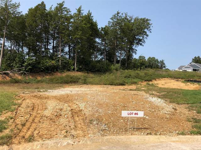 121 Wildflower (Lot #6) Lane, Troy, MO 63379 (#20055395) :: Century 21 Advantage