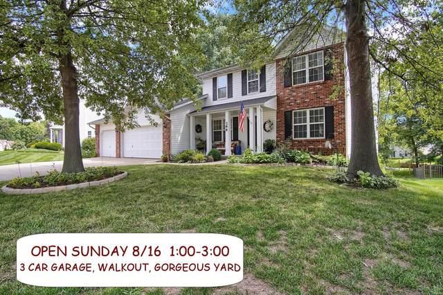 144 Fairington Drive, Troy, IL 62294 (#20055415) :: The Becky O'Neill Power Home Selling Team