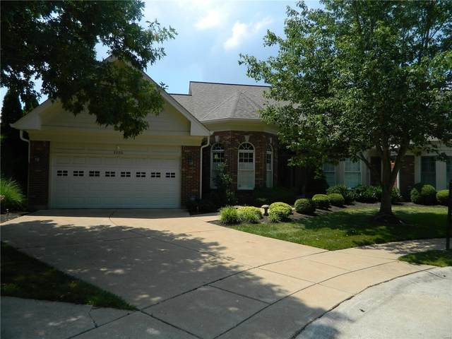2206 Picardy Meadow Lane, Chesterfield, MO 63017 (#20055453) :: Peter Lu Team