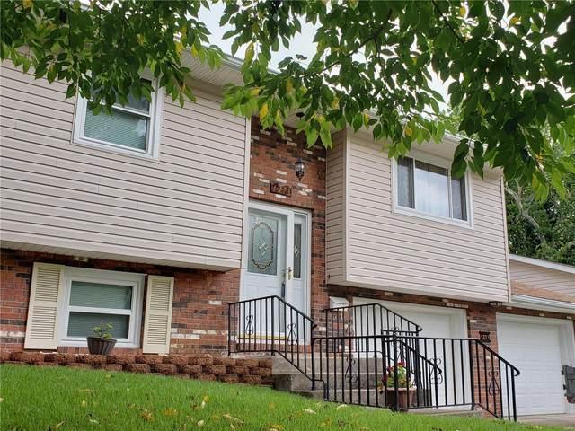 4371 Thadway Drive, Alton, IL 62002 (#20055466) :: Kelly Hager Group | TdD Premier Real Estate