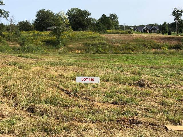 112 Wildflower (Lot #10) Lane, Troy, MO 63379 (#20055706) :: Parson Realty Group