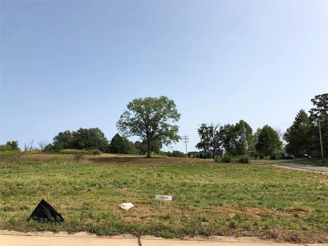100 Wildflower (Lot #13) Lane, Troy, MO 63379 (#20055728) :: Parson Realty Group